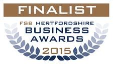 Hertfordshire Business Awards 2015